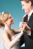Dança Wedding fotos de stock