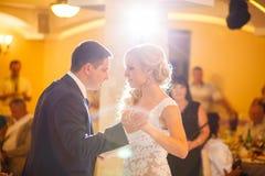 Dança Wedding foto de stock