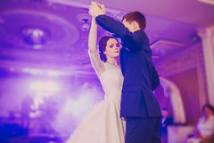 Dança Wedding fotos de stock royalty free