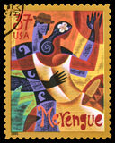 Dançando o Merengue Imagens de Stock