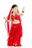dançar Fotografia de Stock Royalty Free