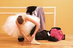 Dançarino #1 Foto de Stock Royalty Free