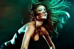Dançarino Fotografia de Stock