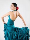 Dançarino Foto de Stock Royalty Free