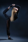Dançarino Foto de Stock
