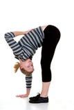 Dançarino 4 Imagem de Stock Royalty Free