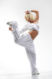 Dançarino Fotografia de Stock Royalty Free