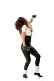 Dançarino bonito Fotografia de Stock Royalty Free