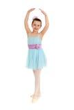 Dançarino Child da bailarina Foto de Stock