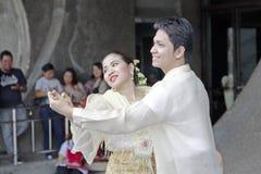 Dançarino cultural Fotografia de Stock