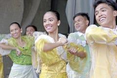 Dançarino cultural Fotos de Stock