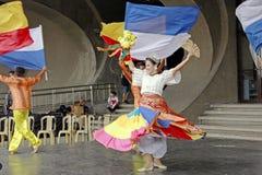 Dançarino cultural Fotos de Stock Royalty Free