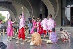 Dançarino cultural Imagem de Stock
