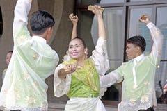 Dançarino cultural Imagens de Stock