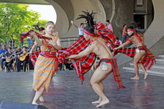 Dançarino cultural Imagens de Stock Royalty Free