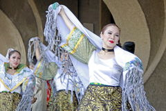 Dançarino cultural Fotografia de Stock Royalty Free