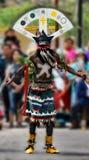 Dançarino da coroa de Apache Imagem de Stock Royalty Free