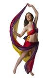 Dançarino da forma Fotos de Stock Royalty Free