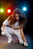 Dançarino da rua imagem de stock