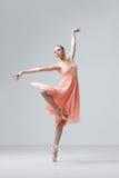 Dançarino de bailado foto de stock