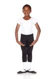 Dançarino de bailado novo Foto de Stock