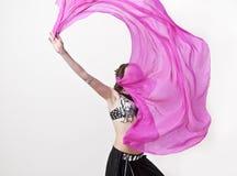 Dançarino de barriga fotos de stock royalty free