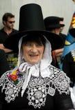 Dançarino de Galês Imagens de Stock