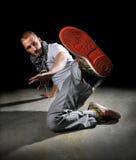 Dançarino de Hip Hop Imagens de Stock