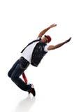 Dançarino de Hip Hop fotografia de stock