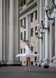 Dançarino de Ksenia Fotografia de Stock