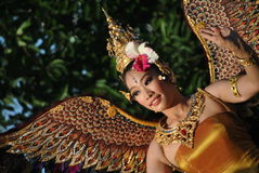 Dançarino de Thailandesi Fotos de Stock