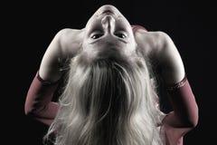 Dançarino de um clube de noite Imagem de Stock Royalty Free