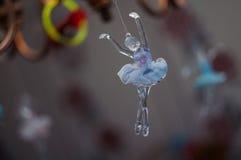 Dançarino de vidro Imagens de Stock