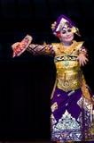 Dançarino do Balinese foto de stock royalty free