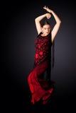 Dançarino espanhol de Paso Doble Fotografia de Stock Royalty Free