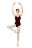Dançarino feliz Imagens de Stock Royalty Free