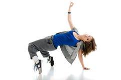 Dançarino fresco Imagem de Stock