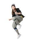 Dançarino Funky Fotos de Stock Royalty Free