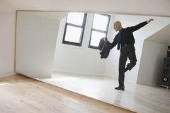 Dançarino masculino profissional Fotografia de Stock Royalty Free