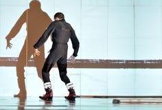 Dançarino moderno de Frence Imagem de Stock Royalty Free