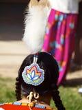 Dançarino norte-americano nativo Foto de Stock