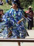 Dançarino norte-americano nativo Fotografia de Stock