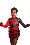 Dançarino novo Fotografia de Stock Royalty Free