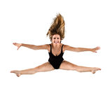 Dançarino novo #1 BB133676 imagem de stock royalty free