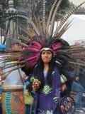 Dançarino sério da rua Foto de Stock Royalty Free