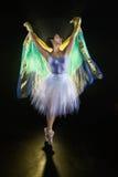 Dançarino vibrante #8 foto de stock royalty free