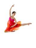 Dançarino vibrante #4 BB136969 Foto de Stock