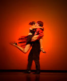 Dançarinos clássicos fotos de stock
