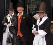 Dançarinos de Galês imagem de stock