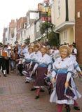 Dançarinos de Morris (8) Foto de Stock